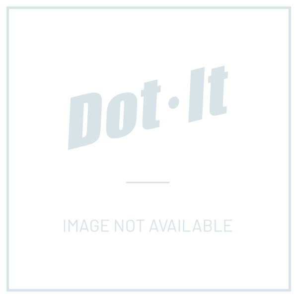 """Extra Cheese Fluorescent Red Deli Label 