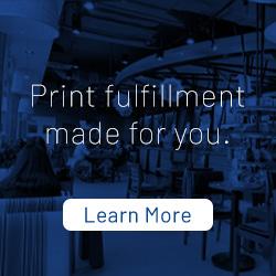 print fulfillment sidebar ad
